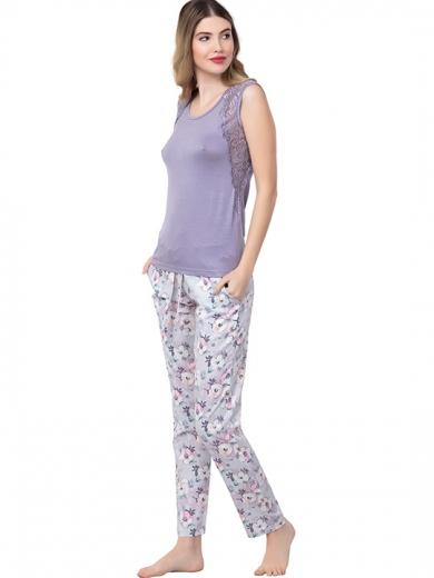 reina №2402 Пижама с брюками