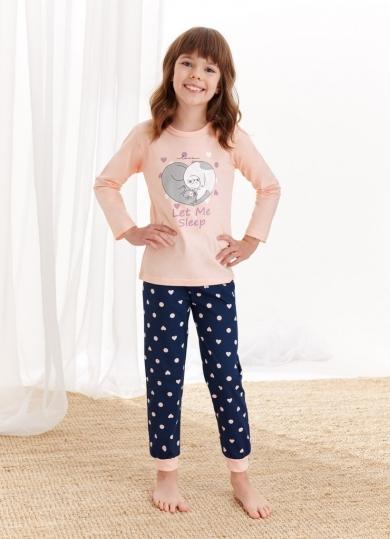 taro 1164/1165 AW20/21 ELZA Пижама для девочек со штанами