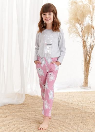 taro 2129 AW20/21 SOFIA Пижама для девочек со штанами