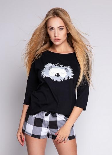 sensis FLUFFY Пижама женская с шортами