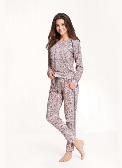 luna 492 Пижама женская со штанами