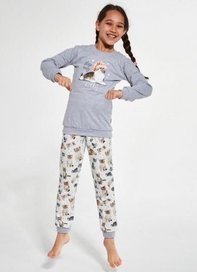 cornette 377 KITTY Пижама для девочек со штанами