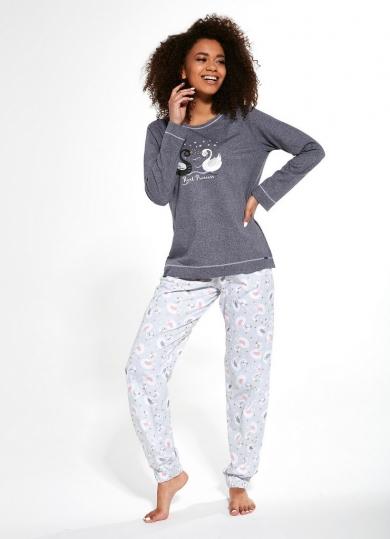 cornette 381 SWAN Пижама женская со штанами