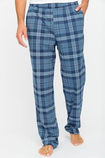 peche monnaie Домашние трикотажные брюки VIKING (PM № 002) синий