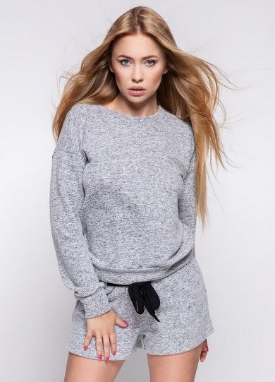 sensis AVRIL GREY Комплект женский с шортами