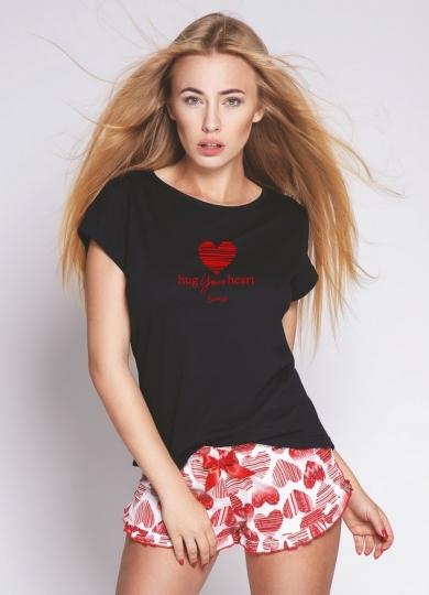 sensis YOUR HEART Пижама женская с шортами