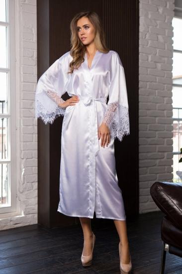 mia-mia Evelin 17539 белый халат