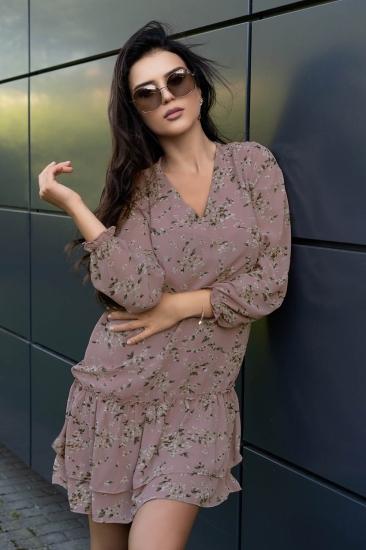 merribel D104 Provena sukienka Pink платье