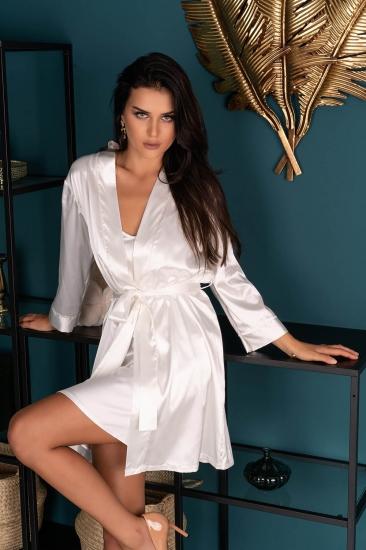 livco corsetti fashion LC 90520 Edelina szlafrok Pearl пеньюар