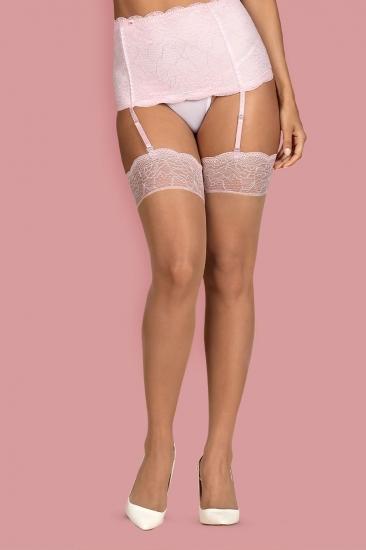 obsessive Girlly stockings чулки под пояс