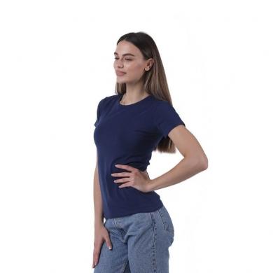 sergio dallini Женская футболка синяя Sergio Dallini SDT651-3