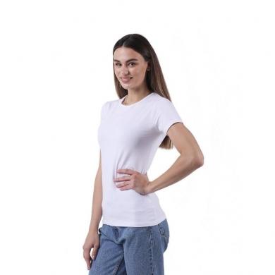 sergio dallini Женская футболка белая Sergio Dallini SDT651-1
