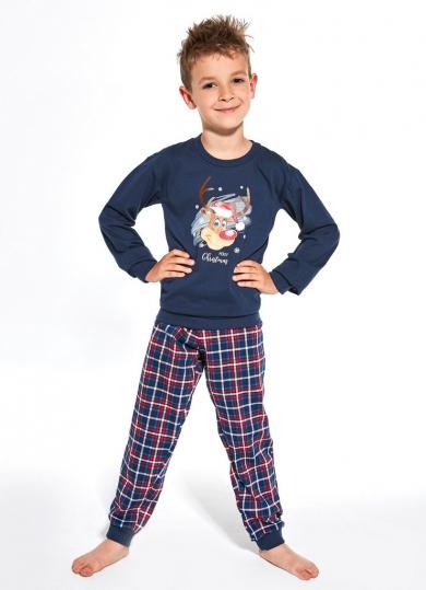cornette 593/966 REINDEER Пижама для мальчиков со штанами