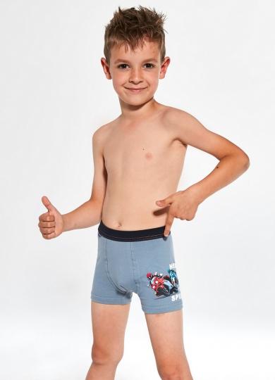 cornette 701/700-3 Облегающие боксеры для мальчиков