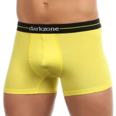 Darkzone Мужские трусы боксеры желтые DZN2059