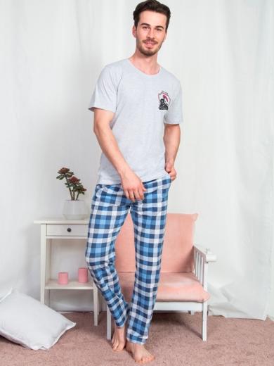 vienetta №903279 0000 Комплект мужской -Gazzaz с брюками