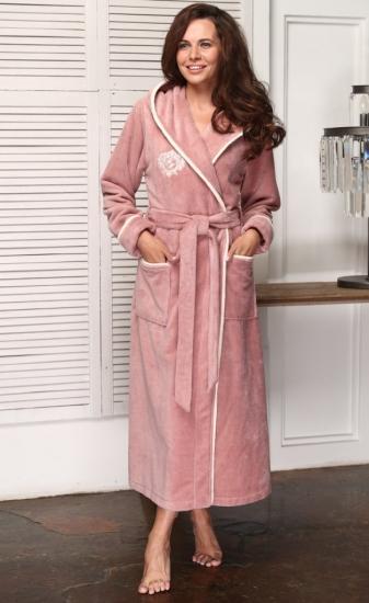 vien Бамбуковый женский халат Juliette (EFW)