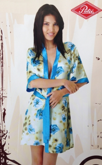my enjoy Укороченный халат - кимоно My Enjoy (5133)