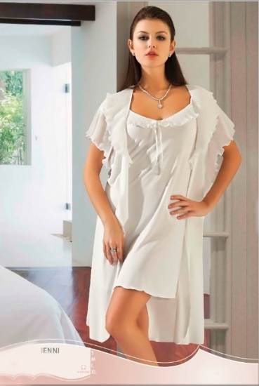 marpessa Халат-пеньюар и ночная сорочка Jenni