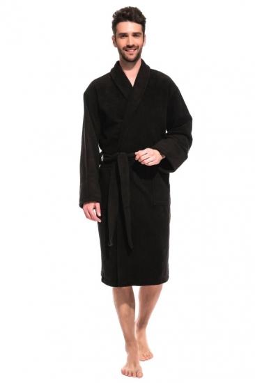 evateks Банный махровый халат Black Label (Е 363/5)