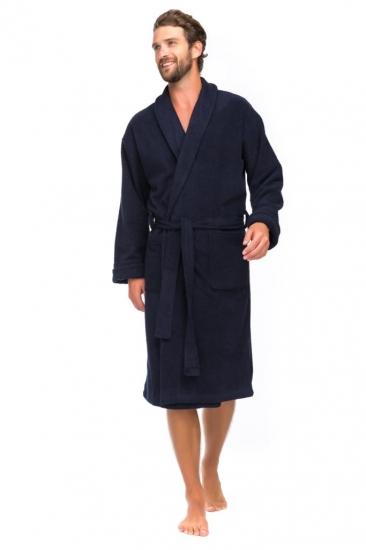 evateks Банный махровый халат Deep Blue (Е 363/5)