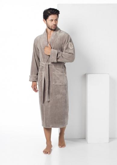 nusa Бамбуковый махровый халат General (E 2885)