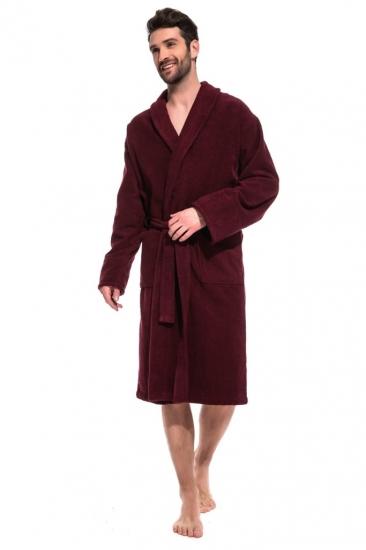 evateks Банный махровый халат Vinous Label (Е 365)
