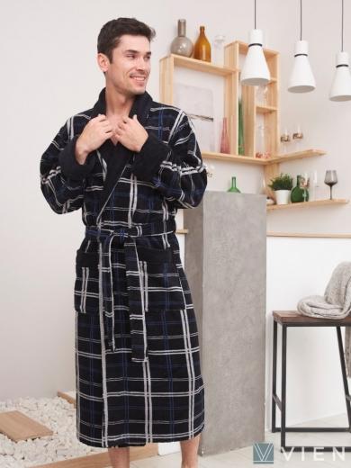 vien Махровый халат из бамбука Stockholm (EFW)
