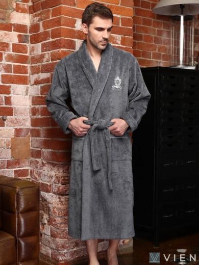 vien Мужской махровый халат Vitorre (EFW)