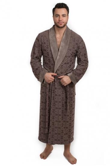 polents Велюровый халат из бамбука DYLON (EPP M121)