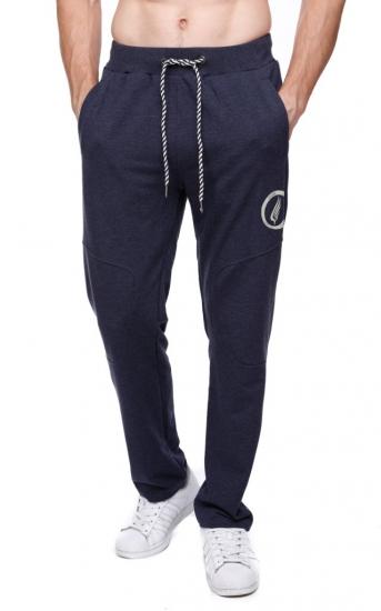 pÊche monnaie Спортивные брюки Vivre Libre (PM France 017) джинс меланж