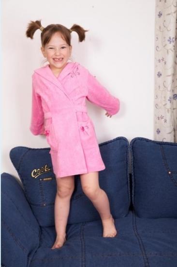 evateks Детский халат из легкой махры 7