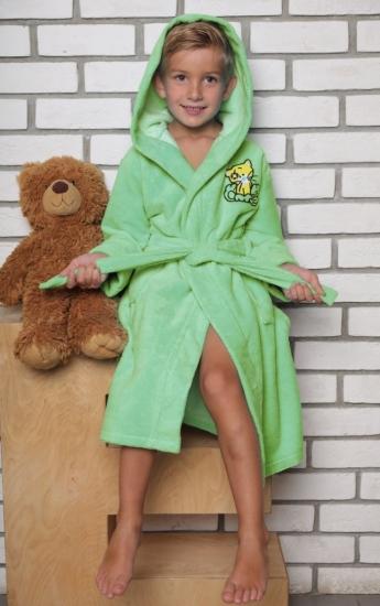 "vien Детский банный халат из бамбука ""Малыш"" (EFW)"