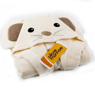 pÊche monnaie Детский махровый халат Funny Mouse (PECHE MONNAIE France 5)