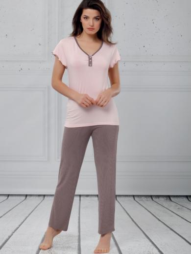 reina №407 Пижама с брюками