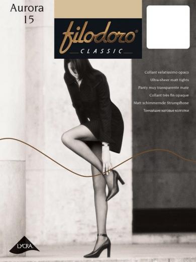 filodora classic Колготки женские Aurora 15