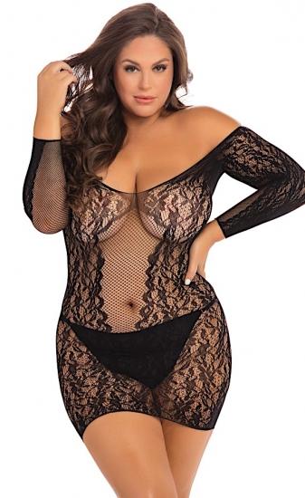 rene rofe Платье 7087x Size+