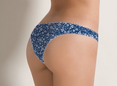 cotonella мода Трусы №3490-3A L_Altra [3шт] бразильяна