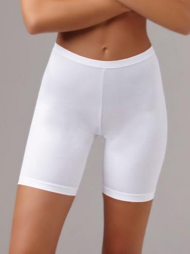 Трусы LovelyGirl классика Трусы Cinzia maxi гладкие обтягивающие хлопковые панталоны
