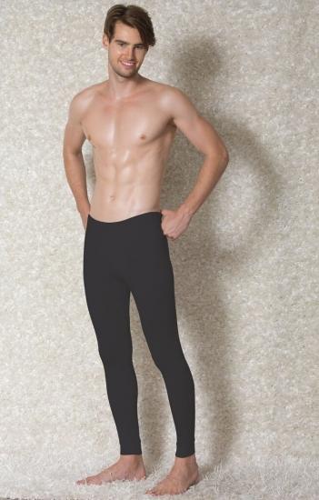Doreanse Мужские термокальсоны черные 1960 размер M Черный