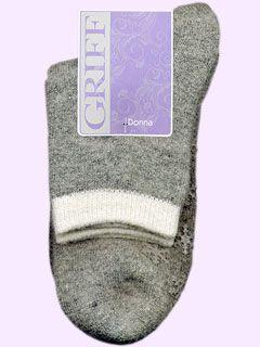 Griff D9AP3 (WIN 4) LANA ABS снежинка микроплюш носки женские