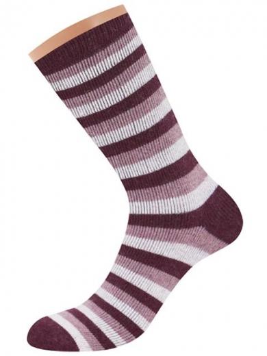 Носки Griff D9AP4 LANA полоска микроплюш зима носки женские