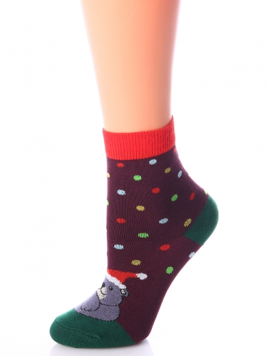 Giulia KSL NEW YEAR 03 носки