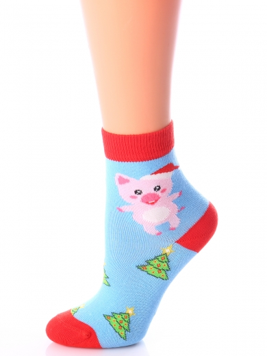 Giulia KSL NEW YEAR 04 носки